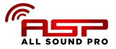 All Sound Pro Logo