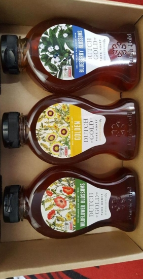 Dutch Gold Honey Gift Pack