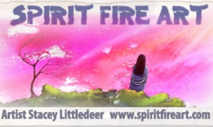 Spirit Fire Art Logo